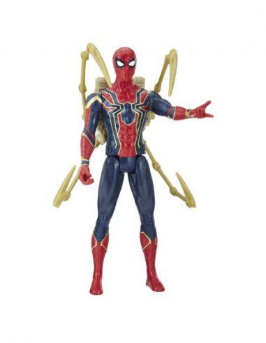 Iron Spider FX - Titan Hero Series -...