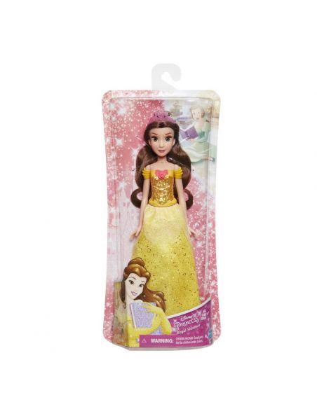 Hasbro Original - Bella - Muñeca - Princesas Disney Brillo Real - 3 AÑOS+ Envío Gratis - E4159ES2