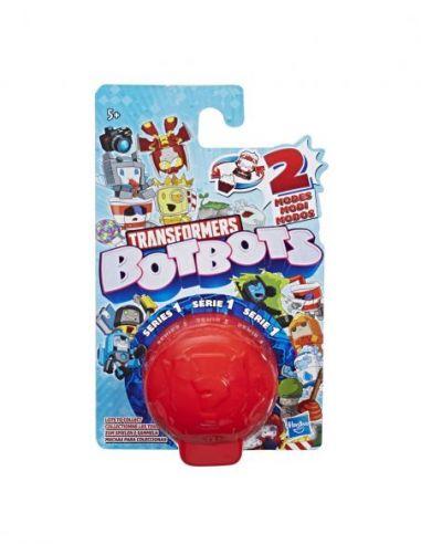 Hasbro Original - BotBots - Figura - Transformers  - 5 AÑOS+ Envío Gratis - E3487EU4