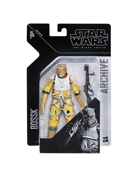 Hasbro Original - Bossk - Figura - Star Wars The Black Series - 4 AÑOS+ Envío Gratis - E4039EL2