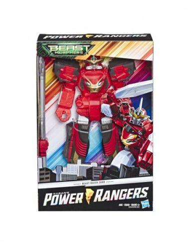 Hasbro Original - Beast Racer Zord - Figura - Power Rangers Beast Morphers - 4 AÑOS+ Envío Gratis - E5949ES0