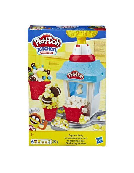 Hasbro Original - Fábrica de Palomitas - Juguete creativo - Play-Doh  - 3 AÑOS+ Envío Gratis - E5110EU4
