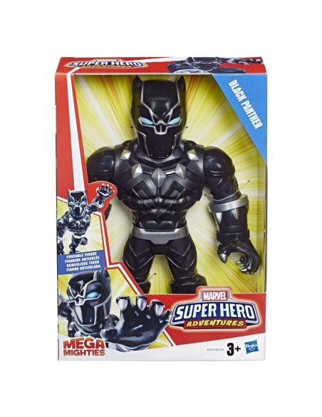 Hasbro Original - Black Panther Mighties - Figura - Marvel Super Hero Adventures  - 3 AÑOS+ Envío Gratis - E4151ES0