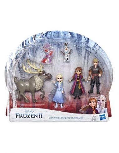 Hasbro Original - Mini Aventuras Congeladas - Muñeca - Disney Frozen 2  - 3 AÑOS+ Envío Gratis - E5497EU4