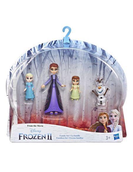 Hasbro Original - Mini Escena Familiar - Muñeca - Disney Frozen 2  - 3 AÑOS+ Envío Gratis - E6913ES0