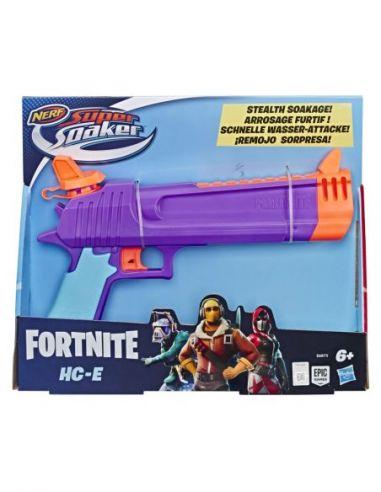 Hasbro Original - Nerf Supersoaker Fortnite HC-E - Pistola de agua - 6 AÑOS+ Envío Gratis - E6875EU4