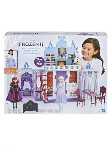 Hasbro Original - Castillo de Arendell Portátil - Muñeca - Disney Frozen 2  - 3 AÑOS+ Envío Gratis - E5511EU4