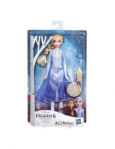 Hasbro Original - Elsa Aventura Mágica - Muñeca - Disney Frozen 2  - 3 AÑOS+ Envío Gratis - E7000ES0