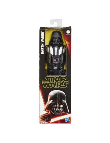 Hasbro Original - Darth Vader - Figura - Star Wars  - 4 AÑOS+ Envío Gratis - E4049ES0