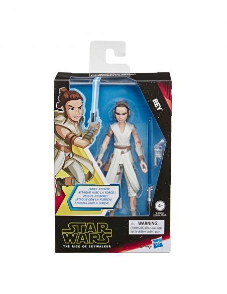 Hasbro Original - Rey - Figura - Star Wars The Rise of Skywalker - 4 AÑOS+ Envío Gratis - E3804EL2