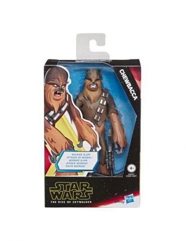 Hasbro Original - Chewbacca - Figura - Star Wars The Rise of Skywalker - 4 AÑOS+ Envío Gratis - E3807EL2