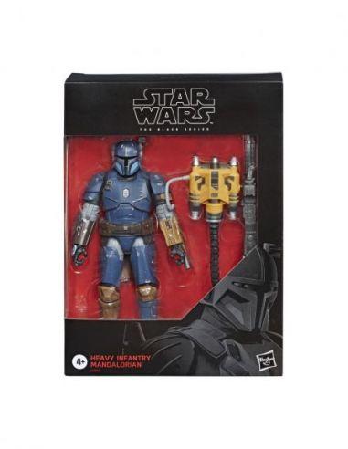 Hasbro Original - Infantería Pesada - Figura - Star Wars The Black Series - 4 AÑOS+ Envío Gratis - E6996EU4
