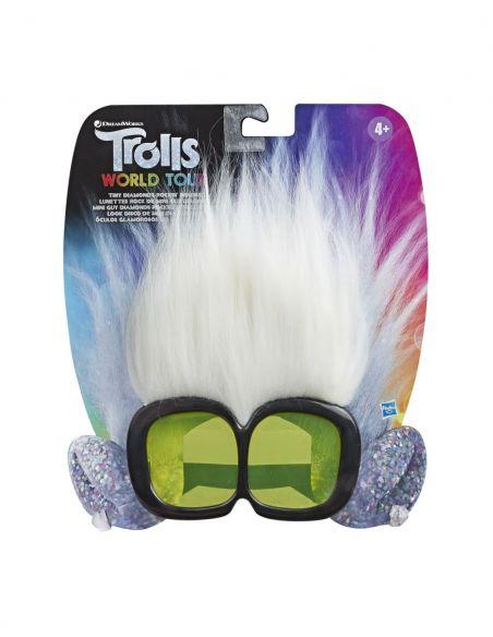 Hasbro Original - Gafas Tiny - Muñeca - Trolls  - 4 AÑOS+ Envío Gratis - E73315X0