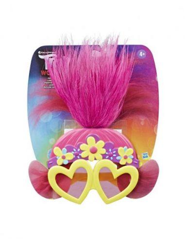 Hasbro Original - Gafas Poppy - Muñeca - Trolls  - 4 AÑOS+ Envío Gratis - E73305X0