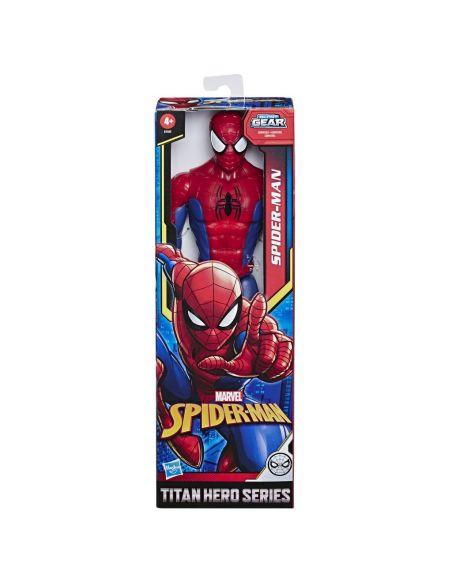 Hasbro Original - Spiderman - Figura - Spiderman Titan Hero Series - 4 AÑOS+ Envío Gratis - E73335L0