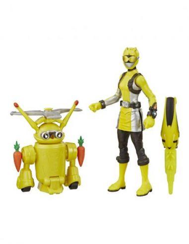 Ranger Amarillo y Morphin Jax...
