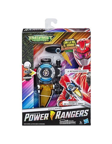 Hasbro Original - Beast-X Morpher - Figura - Power Rangers Beast Morphers - 5 AÑOS+ Envío Gratis - E5902105