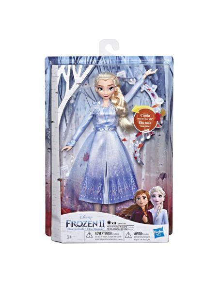 Hasbro Original - Elsa Cantante - Muñeca - Disney Frozen 2  - 3 AÑOS+ Envío Gratis - E6852TG0