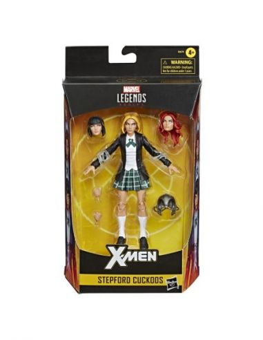 Hasbro Original - Stepford Cuckoos - Figura - Marvel Legend Series - 4 AÑOS+ Envío Gratis - E86705L0