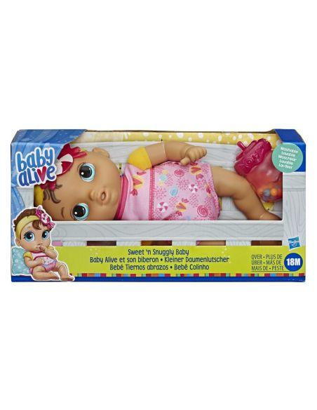 Hasbro Original - Bebé tiernos abrazos - Muñeca - Baby Alive  - 18 MESES+ Envío Gratis - E75995L0