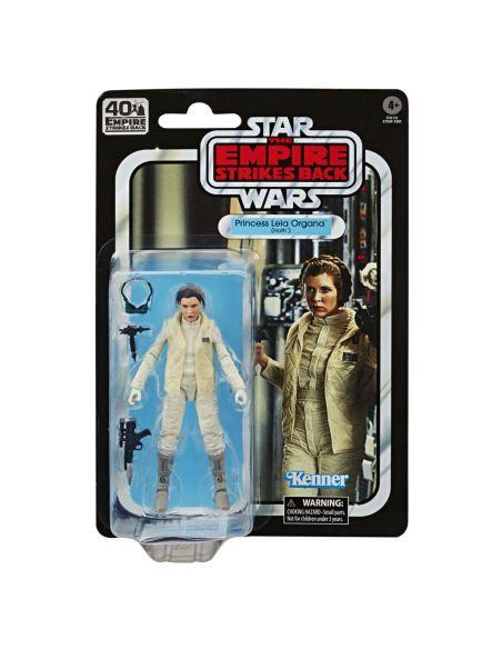 Hasbro Original - Princesa Leia (Hoth) - Figura - Star Wars Empire Strikes Back - 4 AÑOS+ Envío Gratis - E76135X0
