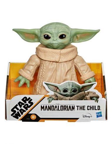 Hasbro Original - Baby Yoda - Figura - Star Wars The Mandalorian - 4 AÑOS+ Envío Gratis - F11165L0